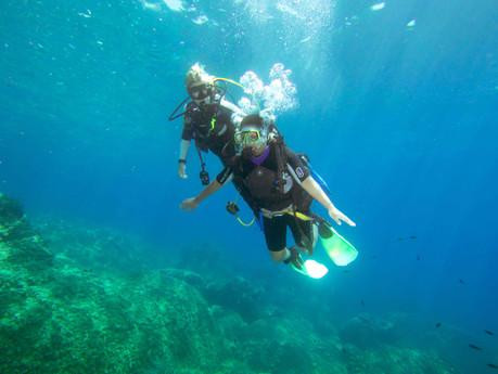 snorkeling water sport sea aegan cyclade