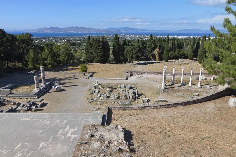 kos asklipion eastern aegean greece muse