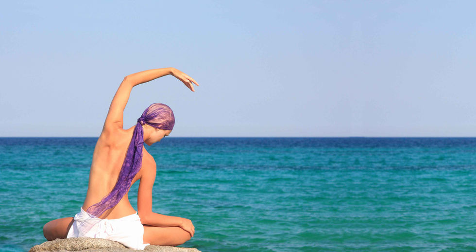 Finding Your Inner Center In Greece