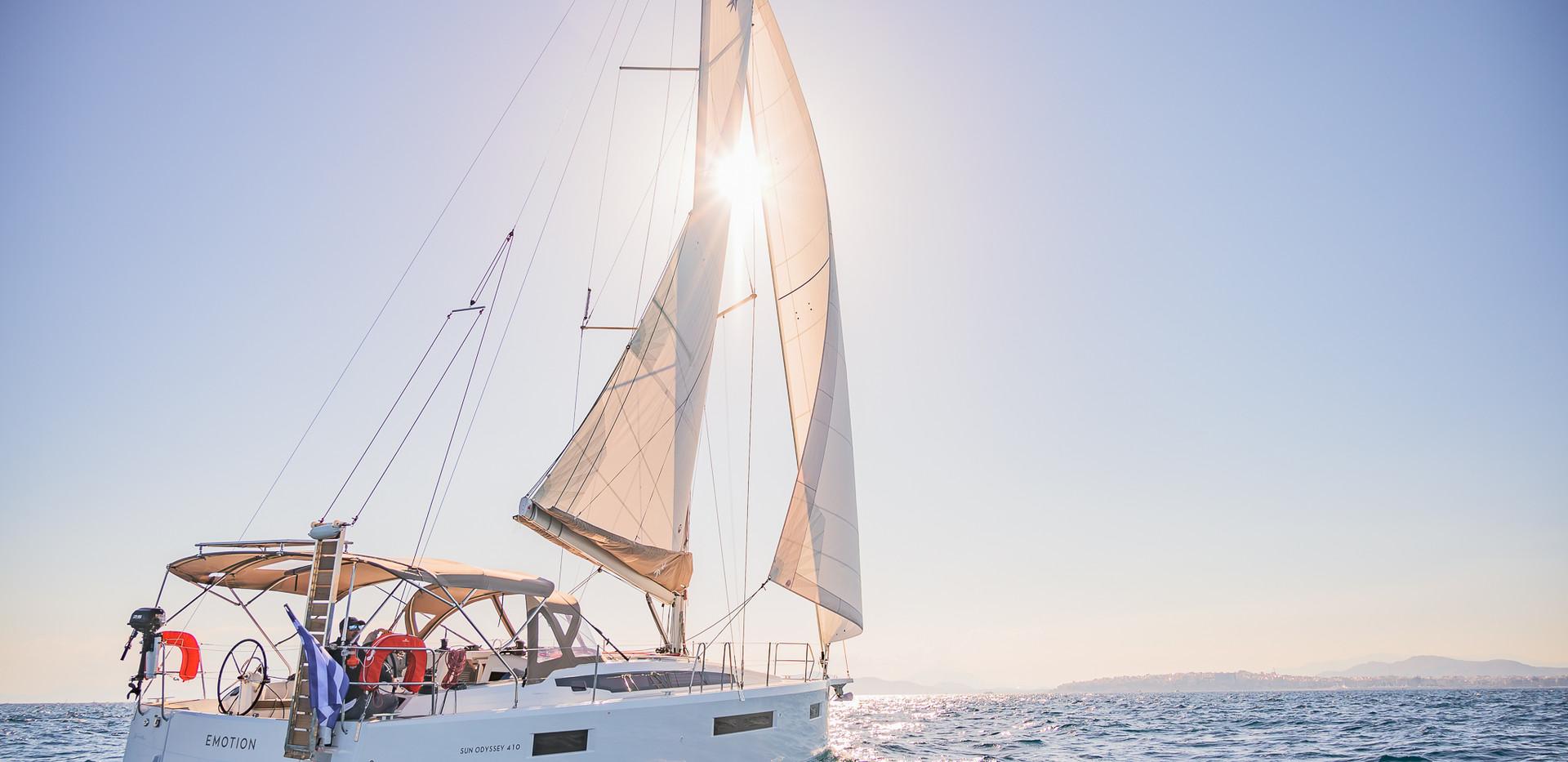 Sun-Odyssey-410-Emotion-Sail-boat-in-Ath