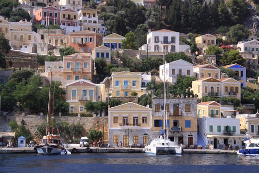 simi greece eastern aegean harbour copy.