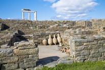 delos museums archeology aegean cyclades