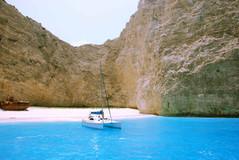 zakinthos greece ionian sail baech navag