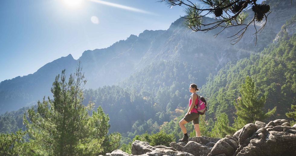 Alpine Adventures...in Greece