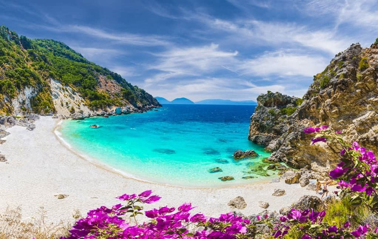 Agiofili-beach-on-the-Ionian-sea-Lefkada