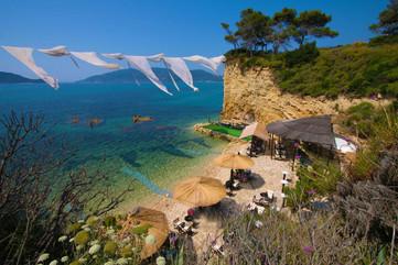 zakinthos turtle beach ionian greece sea