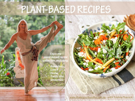 Plant based eating cook book!