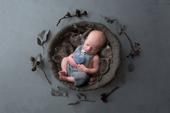 Newborn baby photoshoot Nuneaton