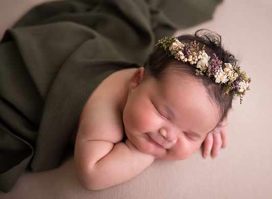 Nuneaton Newborn photographer Coventry