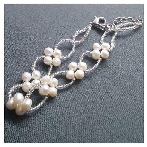 Exquisites Pearl Bracelet