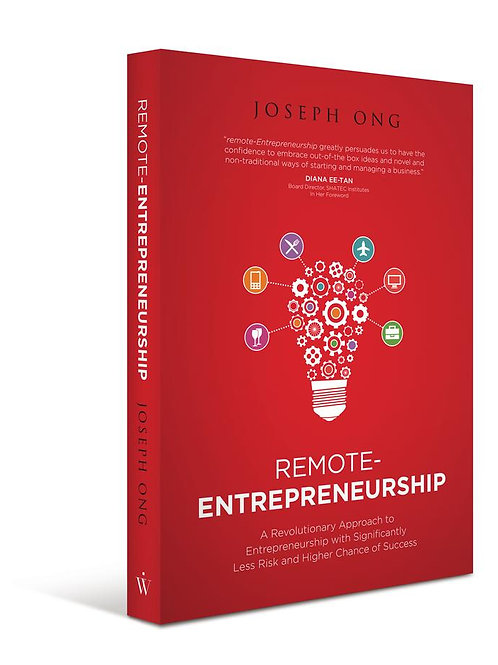 remote-Entrepreneurship book