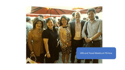ITB Asia HRS and Travel Weekly