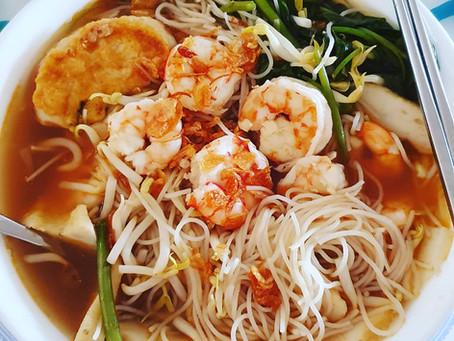 Recipe - Prawn Noodles Soup