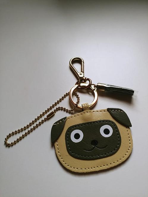 kikki.K Pug Keychain