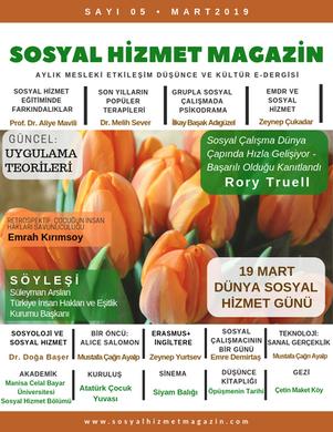 Sosyal Hizmet Magazin Mart 2019