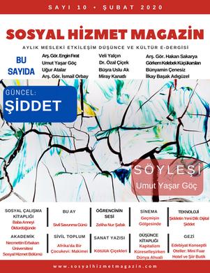 Sosyal Hizmet Magazin Şubat 2020