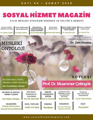 Sosyal Hizmet Magazin Şubat 2019
