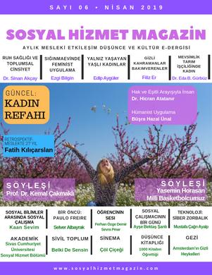 Sosyal Hizmet Magazin Nisan 2019