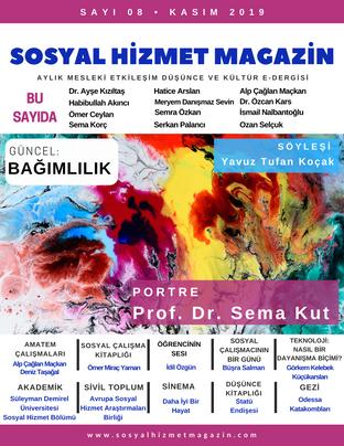 Sosyal Hizmet Magazin Kasım 2019
