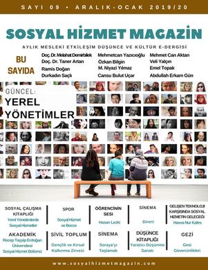 Sosyal Hizmet Magazin ARALIK_OCAK 2019/20