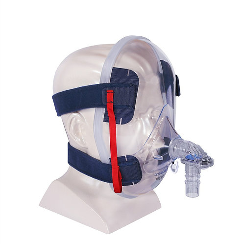 Respironics Total Face CPAP Mask & Headgear