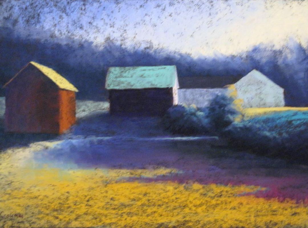 Lengthening Shadows by Elizabeth Craumer