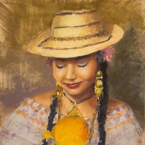 Panamanian Lady