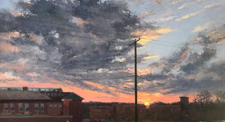 Millyard Sunset