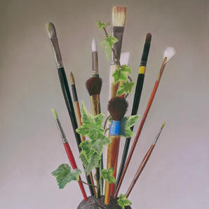 Brush Bouquet