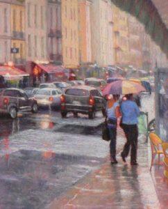 Rhythms in the Rain