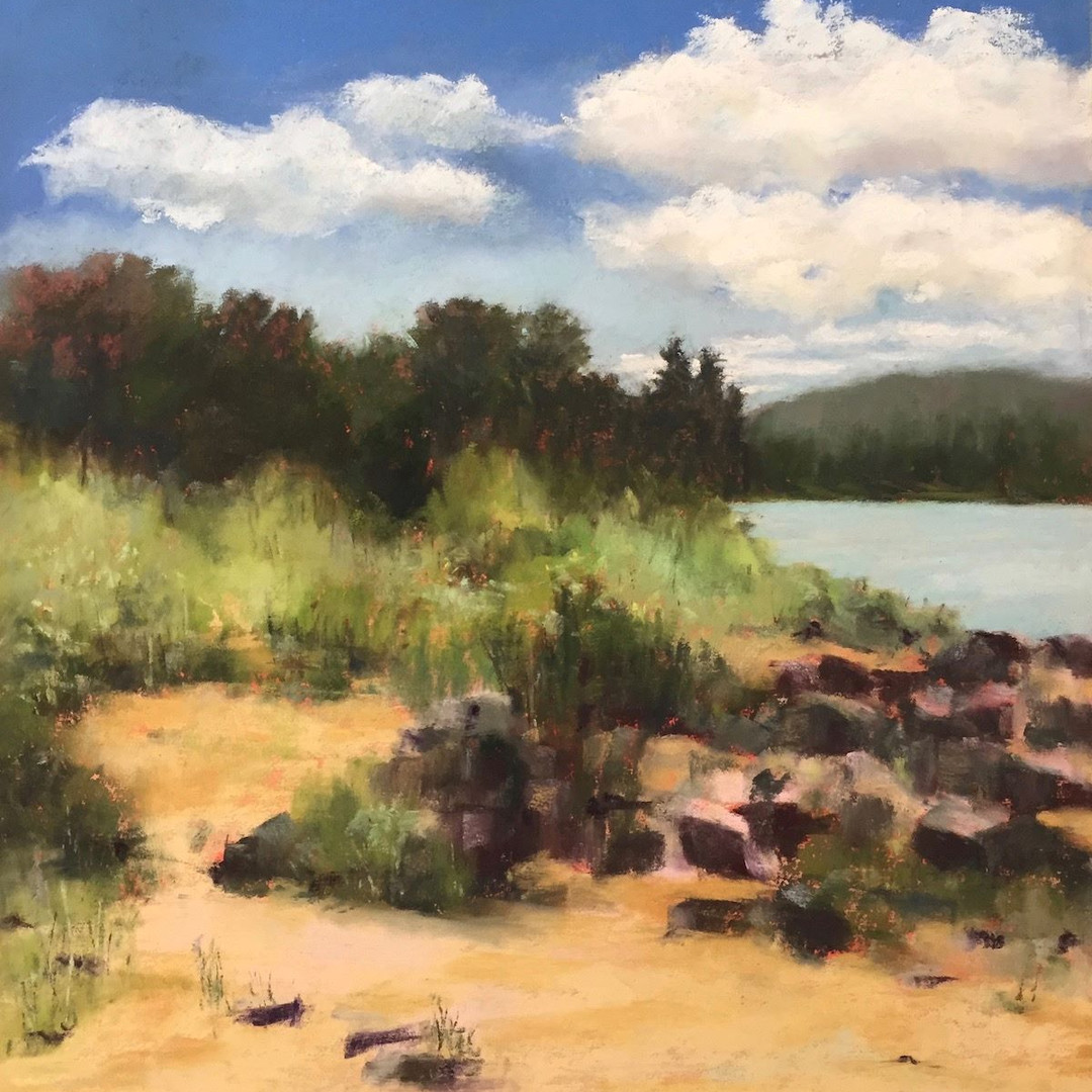 My Side of the Lake by Maggie Smith