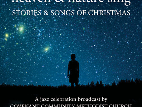 Christmas Jazz Gospel presentation