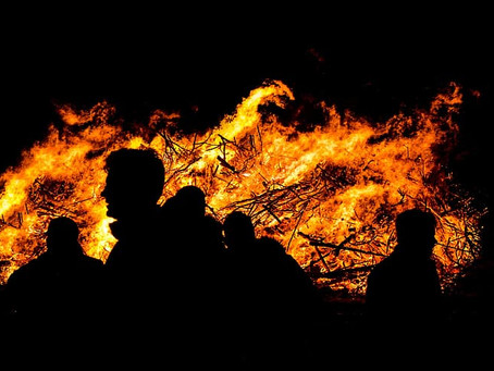 A Brand Plucked from the Burning