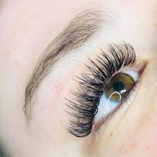 Beginners & advanced eyelash extensions