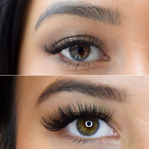 Eyelash Extensions & Microbladed Eyebrows