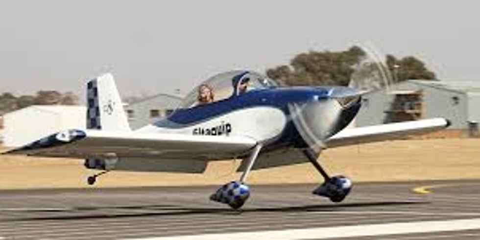 Spot Landing and SA Landing Championships - Stellenbosch Airfield - SAPFA