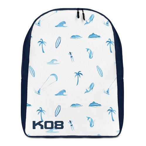 Minimalist Backpack Navy