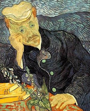 Van Gogh's Portrait of Dr. Gachet