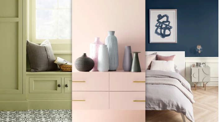 2020 Color of Year from Pantone, Benjamine Moore  & Sherwin Williams