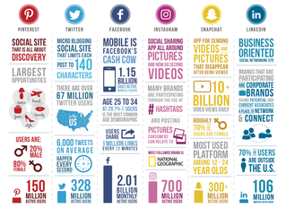 Key Differences Between Social Media Platforms