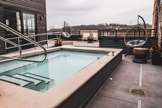 Crosby Roof Pool