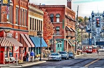 Downtown Stillwater
