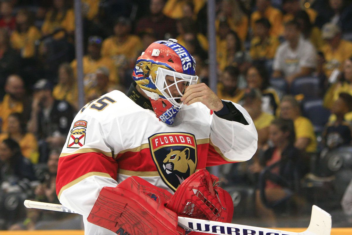 Ryan Bednard - Florida Panthers NHL