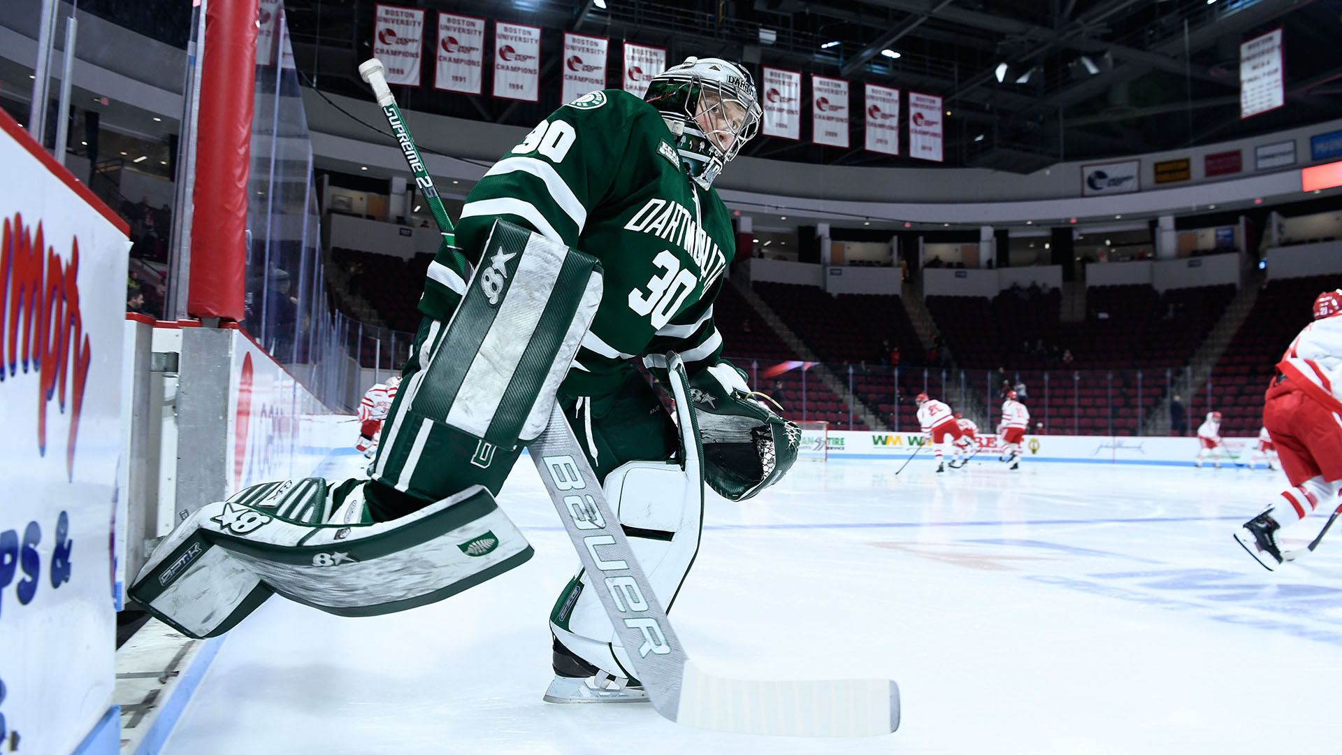Dean Shatzer - Dartmouth NCAA