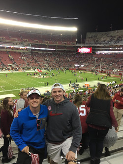 Iron Bowl with Connor