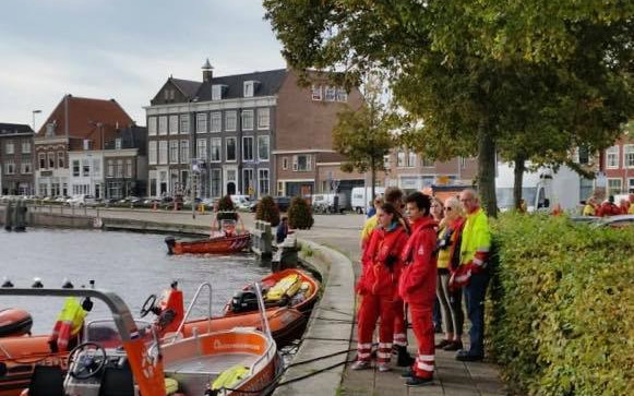 Swim to fight cancer Haarlem