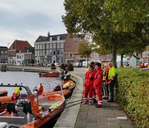 Swim to fight cancer Haarlem