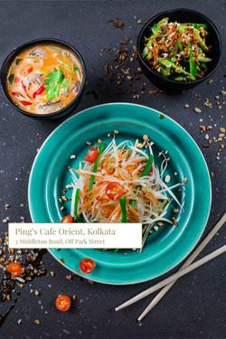 Ping's Cafe Orient, Kolkata