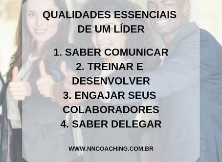 Qualidades Essenciais de um Líder
