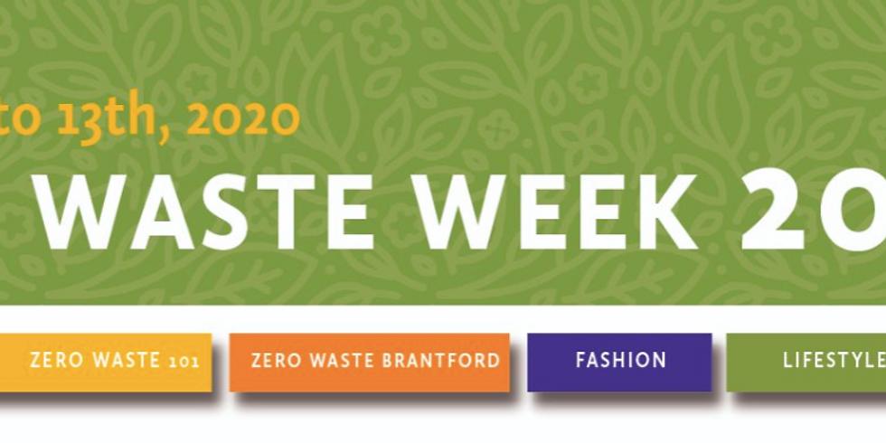 Laurier Zero Waste Week